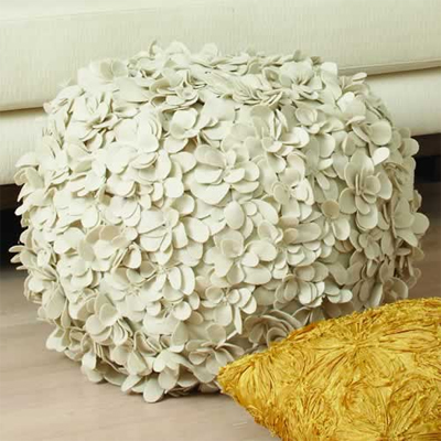 flower pouf how to tips advice