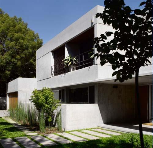 LasLomas architecture