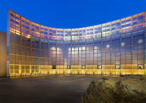 Thumbnail image of The Lightcatcher, an Iconic New Northwestern Museum