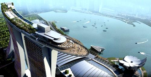 Marina Bay Sands2 architecture