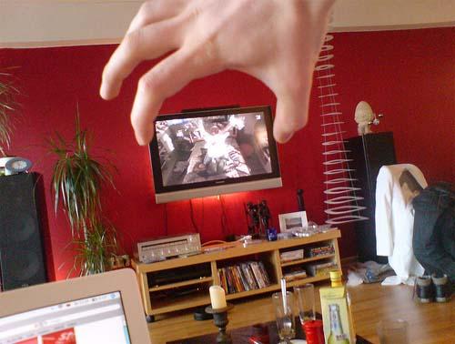 FlatscreenTV green