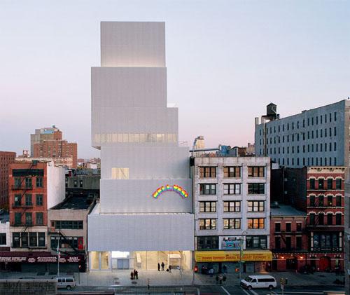 SANAANewMuseum architecture