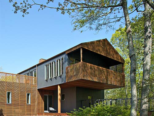 Landfall6 architecture
