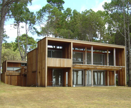 Matarangi House architecture