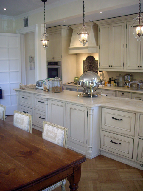 Kitchen Counter Marble white kitchen with marble countertops Design Dilemma Marble Countertops Or Not