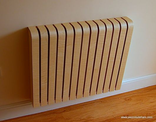 Jason Muteham Radiator Cover Front in Hall how to tips advice