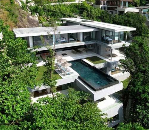 Villa Amanzi4 architecture