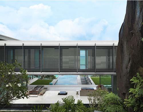 Villa Amanzi5 architecture