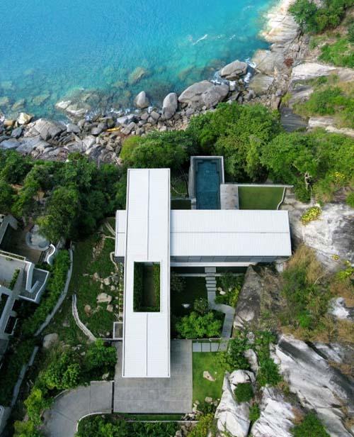 Villa Amanzi7 architecture