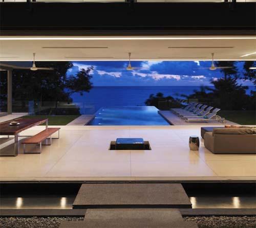 Villa Amanzi8 architecture