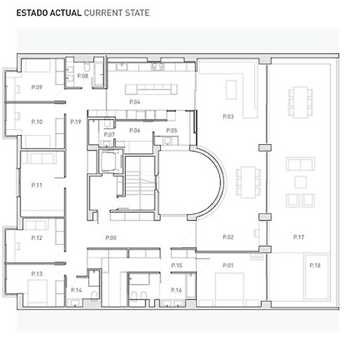 casa entre la cuidad3 architecture