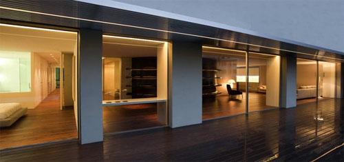 casa entre la cuidad4 architecture