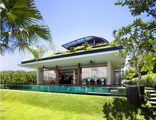 Meera House11 green