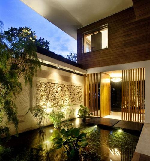 Meera House7 green
