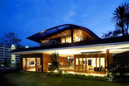 Meera House8 green