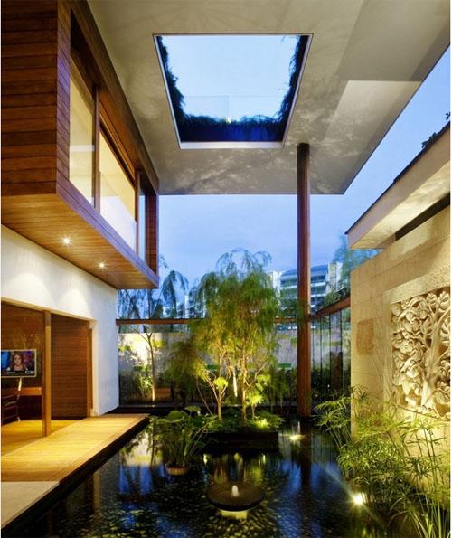 Meera House9 green