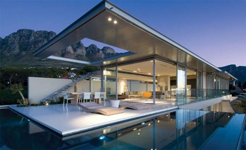 Minimal South Africa2 architecture