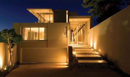 Minimal South Africa7 architecture