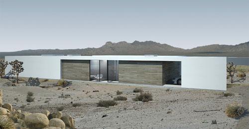 Platform Desert Houses3 green