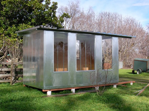 Eric Pante Sips 1 How To Make Your Own Basic Shelter With Super Green Sips Home On Sip Panel