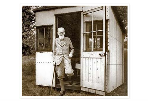 George Bernard Shaw greenbuilder3 green