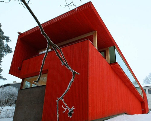 Red house 8 architecture