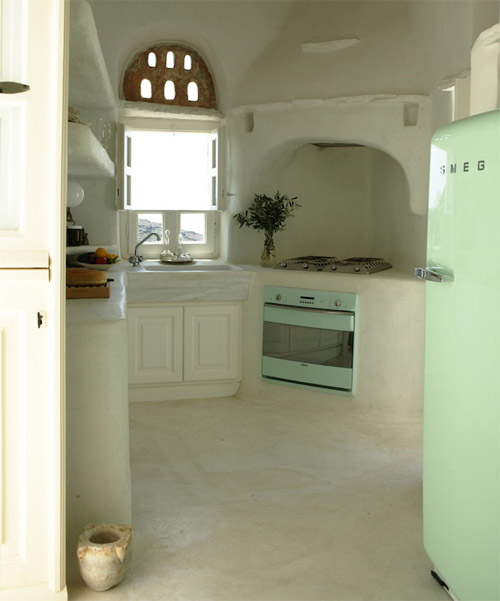 Tinos house 7 green