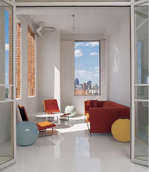 white loft 31 architecture