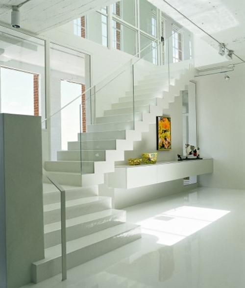 white loft 8 architecture