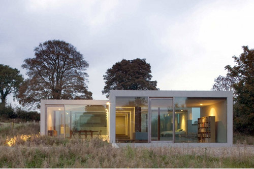 Bohermore house 2 architecture