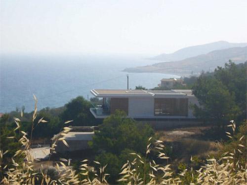 Zephyros Villa 10 green