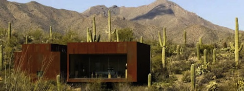 Desert Nomad House 1 architecture