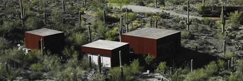 Desert Nomad House 2 architecture