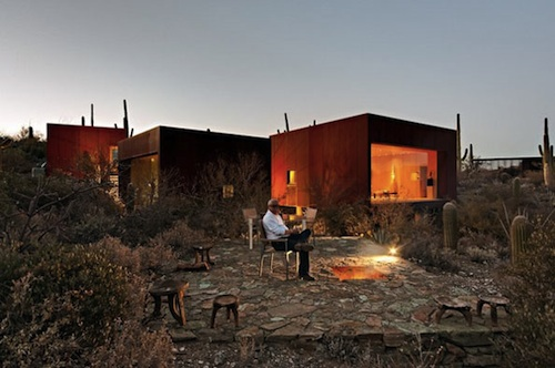 Desert Nomad House 4 architecture