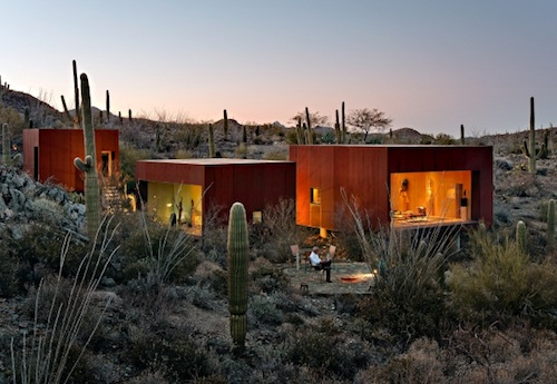 desert cube1 architecture