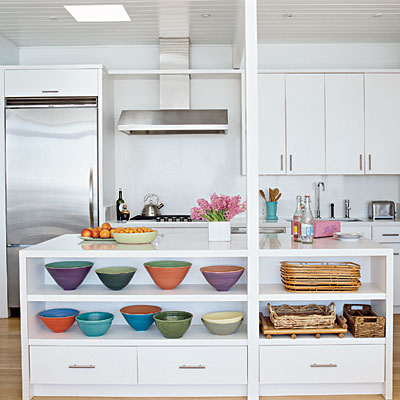 kitchen colorful bowls l how to tips advice