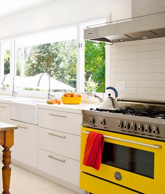 yellow oven Canadian House Home how to tips advice
