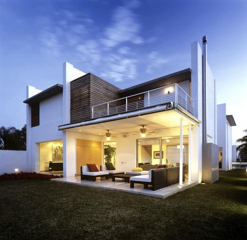 CASA N 5 architecture