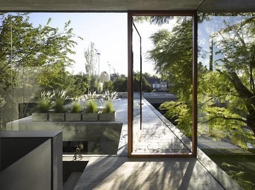 L house architecture