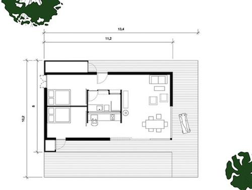 Sommerhaus 1 architecture
