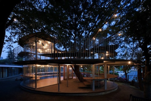 Treehouse1 architecture