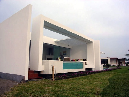 casa frente mar 2 architecture