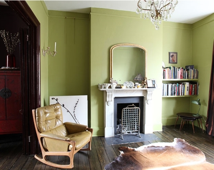 Design Dilemma: Green With Envy | Home Design Find