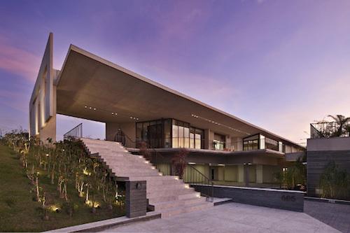 Casa JE architecture