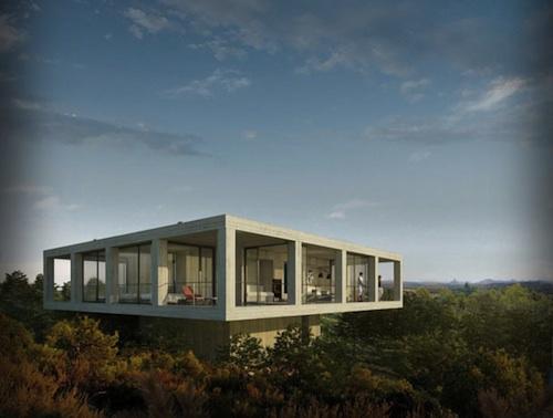 Solo House Casa Pezo 1 architecture