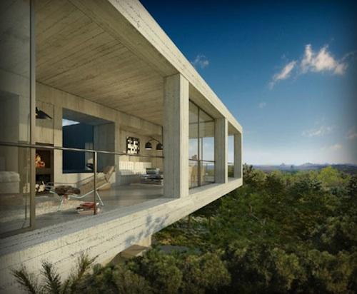 Solo House Casa Pezo 2 architecture