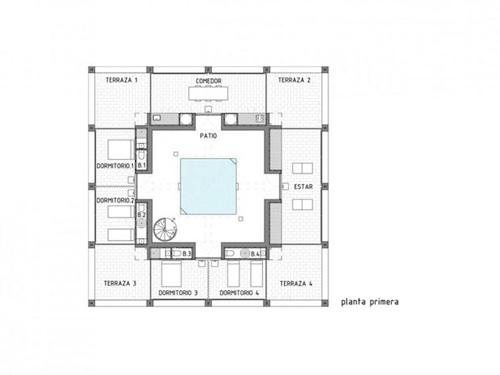 Solo House Casa Pezo 4 architecture