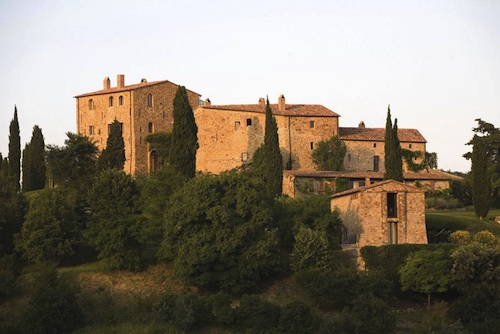 castello di vicarello1 art home decor