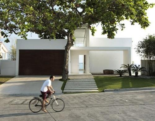 Batangas 1 architecture