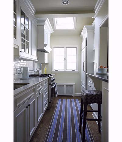 Trend galley kitchens how to tips advice